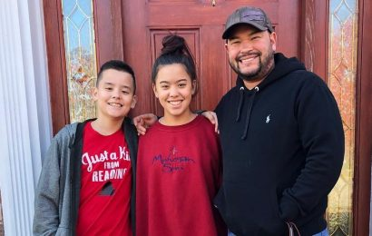 Jon Gosselin's Sweetest Moments With Hannah and Collin Since Custody Win