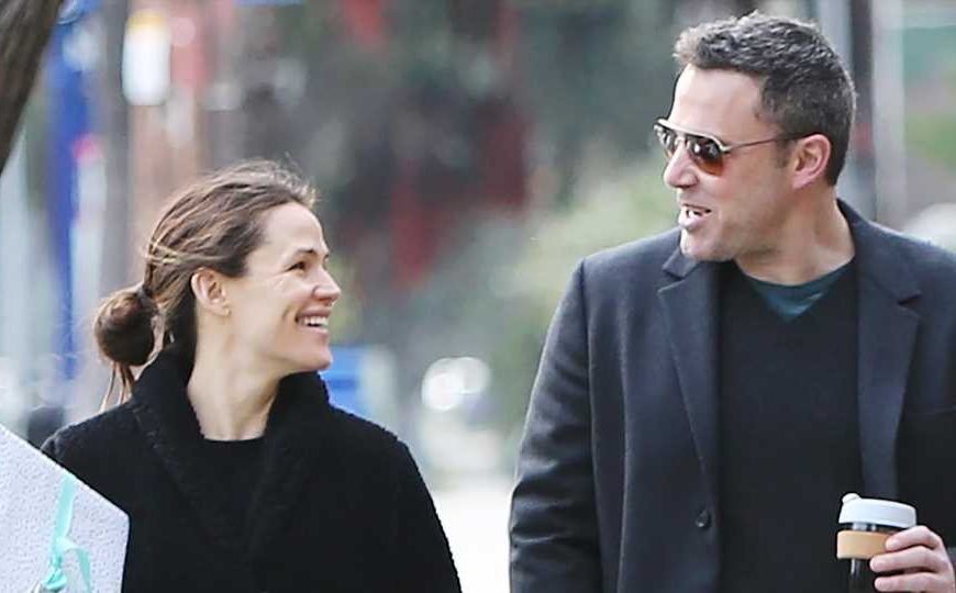 Ben Affleck Has the Ultimate Co-Parenting Hack