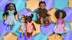 These Black & Mixed-Race Dolls Are Amazing