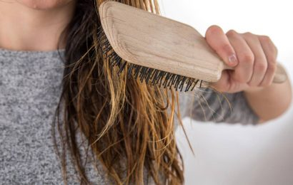 Oily hair: So you get rid of the annoying Problem