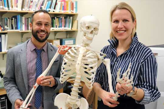 Kinesiology and medicine researchers examine how diabetes affects bone strength