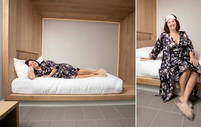Would you pay £80 for a perfect night's sleep?
