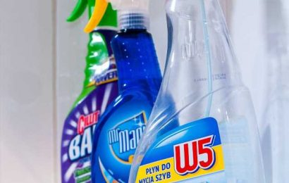 Cleaning products could expose children to dangerous contaminants at childcare facilities
