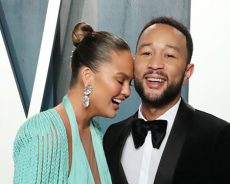 Chrissy Teigen Held a Very Serious Wedding for Luna's Stuffies