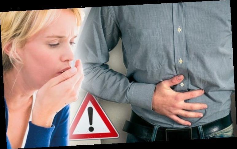 Coronavirus warning – three digestive symptoms that could be something serious