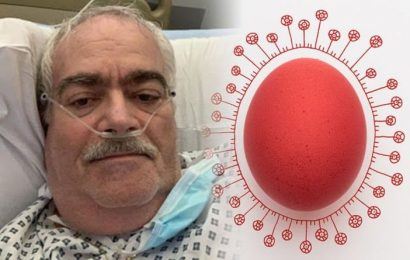 Coronavirus symptoms: Family man's diary of strange symptoms that led to critical care