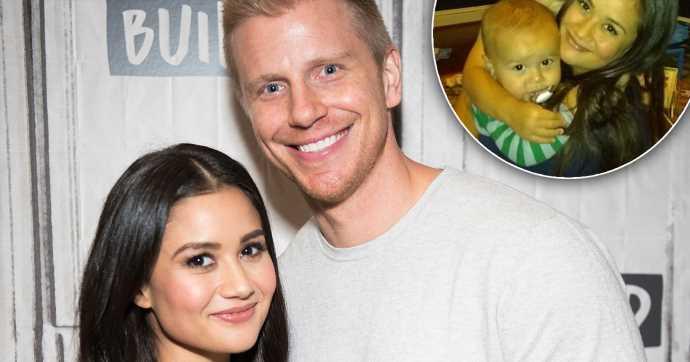 Too Cute! Catherine Giudici and Sean Lowe's Family Album