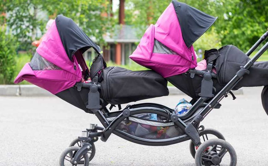 Lightweight Double Strollers to Make Walks a Lot More Manageable