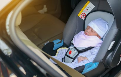 Separating Fact From Fiction on Car Seats & Meghan McCain Tweets