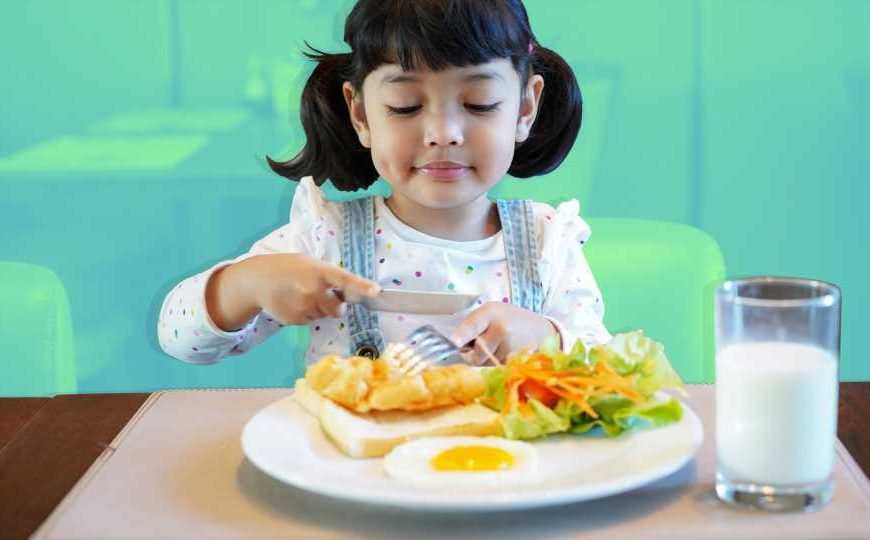 Here's the Real Reason Your Kid Is Hungry All the Time