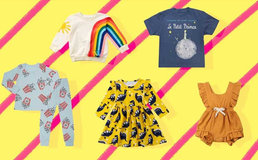 The Cutest Kids Clothes You Can Order on Amazon Today