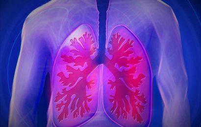 A diagnostic lung test to identify patients at high risk of COVID-19 complications