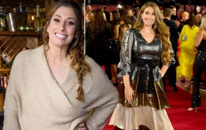 Stacey Solomon health: TV star struggles to