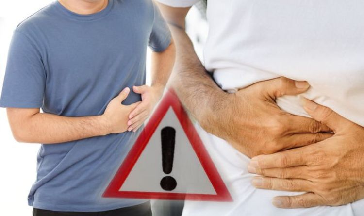 Prostate cancer symptoms: Pain felt in these two regions of the body could be a sign