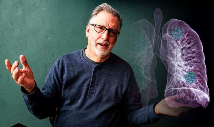 Lung cancer symptoms: A clue to if you have the disease could be in the way you talk