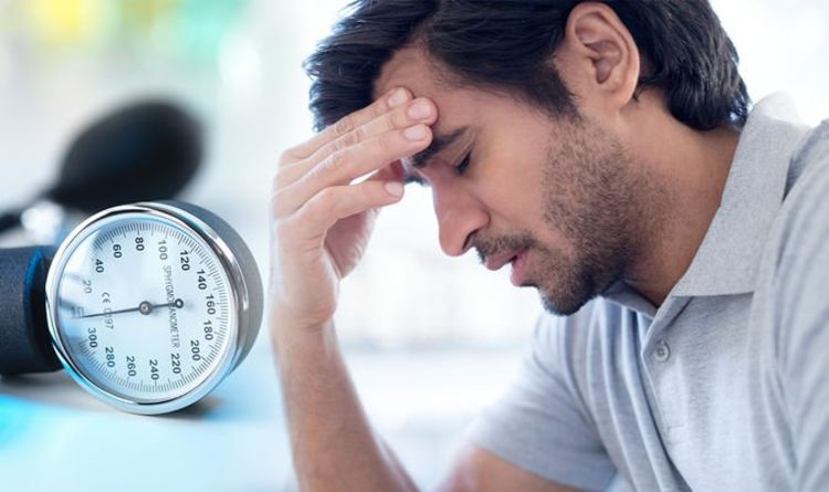 Low blood pressure symptoms: The one sensation that could signal the health condition