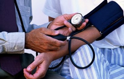 CDC: Prevalence of hypertension higher in rural versus urban areas