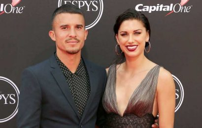 Score! Alex Morgan Gives Birth, Welcomes 1st Child With Servando Carrasco