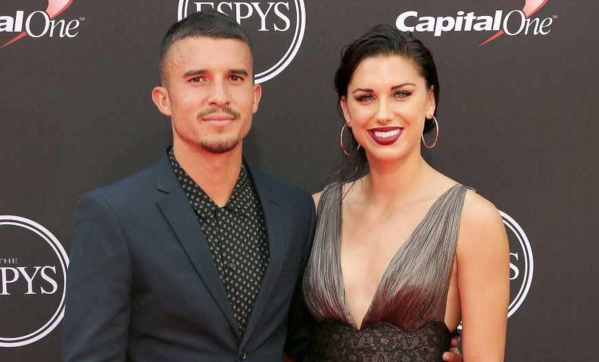 Score! Alex Morgan Gives Birth, Welcomes 1st Child With Servando Carrasco