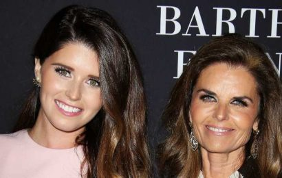 Pregnant Katherine Schwarzenegger's Mom Maria Shriver Gushes About Baby on the Way