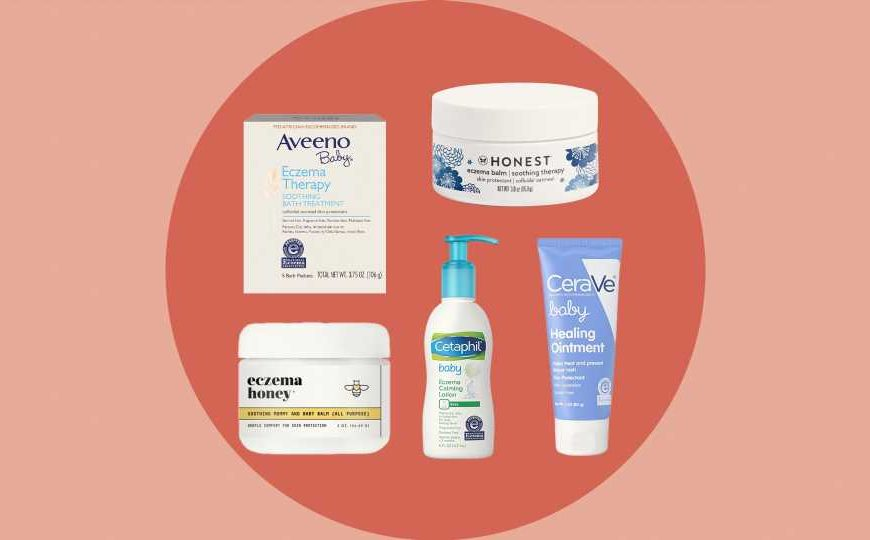 These Are the Best Eczema Products to Soothe Your Kids' Skin