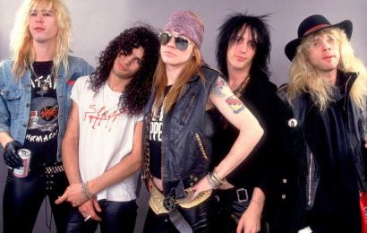 Guns N' Roses to Release Children's Picture Book Titled (What Else?) Sweet Child O' Mine