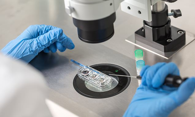 'Mild' form of IVF could save the NHS millions, says fertility doctor