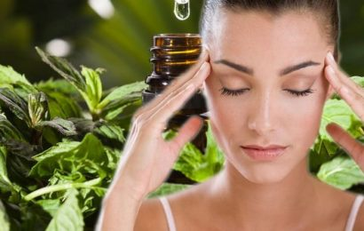 How to get rid of headaches: Apply this essential oil to your forehead to ease symptoms