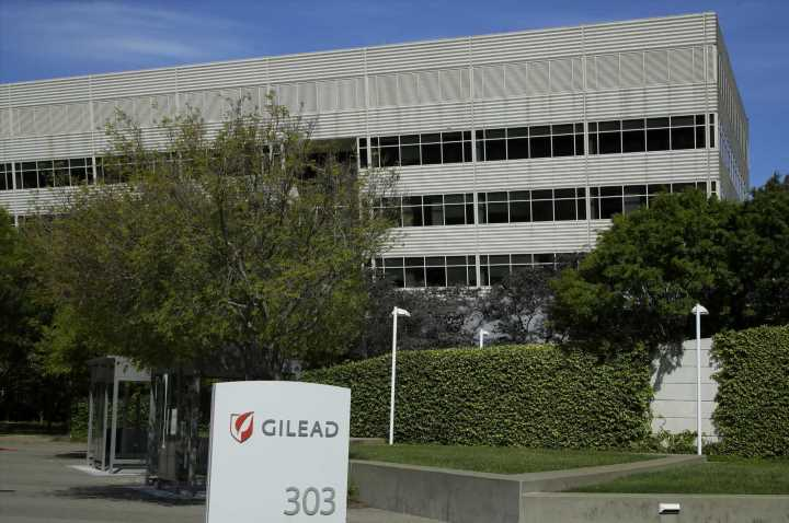 Gilead says drug helped moderately ill coronavirus patients