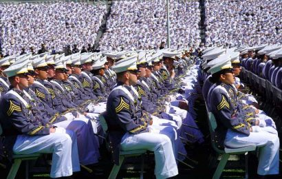 1,106 West Point Graduates Told to Return for Trump Speech — and 16 Test Positive for COVID-19