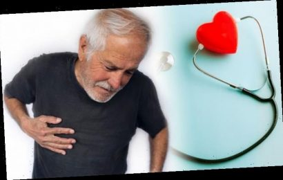 Heart attack symptoms: A certain type of sweating could signal the deadly condition