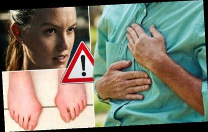 Heart attack warning – the seven 'unusual' warning signs you may be missing
