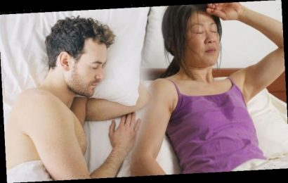 How to sleep: Tips on how to ensure a restful night's sleep despite the hot conditions