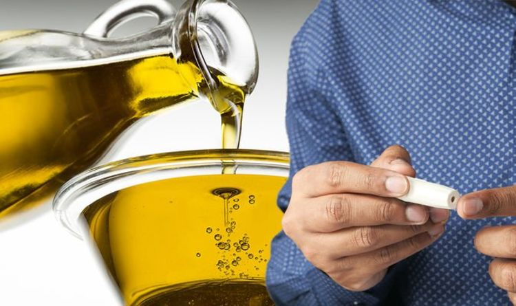 Type 2 diabetes: The cooking oil shown to lower blood sugar levels