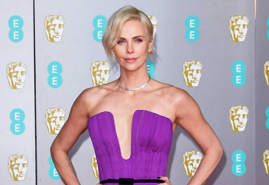 Charlize Theron: Homeschooling My Kids Was 'Incredibly Stressful'