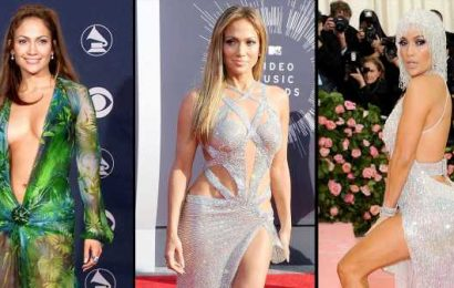 Jennifer Lopez's Ageless Moments Throughout the Years!