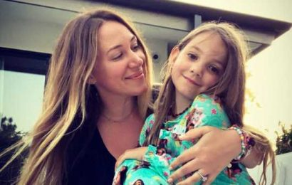 Haylie Duff Reveals Her Solution for Daughter's Kindergarten Entry amid Coronavirus Pandemic