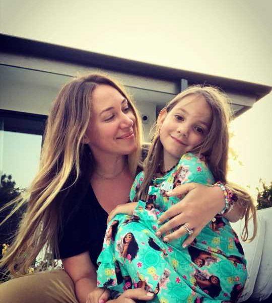 Haylie Duff Reveals Her Solution for Daughter's Kindergarten Entry amid Coronavirus Pandemic