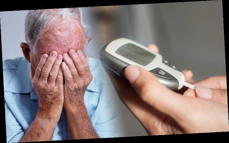 Type 2 diabetes: Eye condition that may be the result of high blood sugar levels
