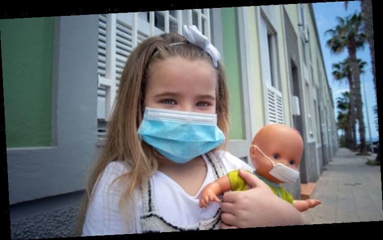 Coronavirus in children: How to spot symptoms of coronavirus in children