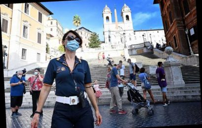 Italy Closing Nightclubs and Mandating Masks with Coronavirus Cases on the Rise