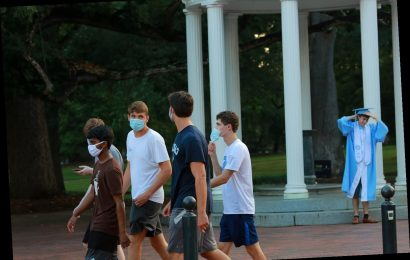 UNC-Chapel Hill Pivots to Remote Learning 1 Week After Classes Start as Coronavirus Cases Soar