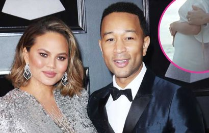 Chrissy Teigen, John Legend Planned to 'Wait a Few Years' Before Baby No. 3