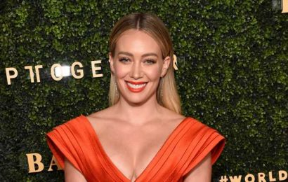 The Diet Behind Hilary Duff's Unreal Abs