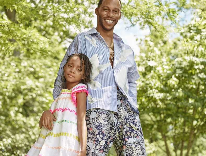 How Victor Cruz and His Ex Successfully Co-Parent Daughter, 8½: 'You Have to Put Your Ego Aside'