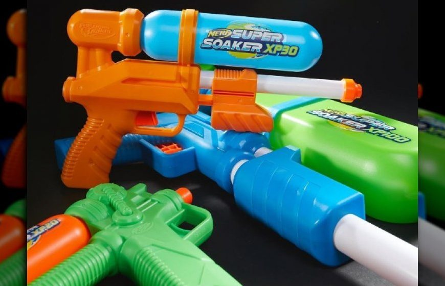 The scary reason Hasbro is recalling Nerf Super Soakers
