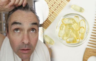 Best supplements for hair loss: Pill with antimicrobial properties shown to boost growth