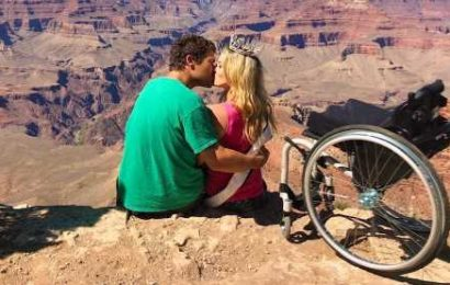 What it's like to date when you use a wheelchair