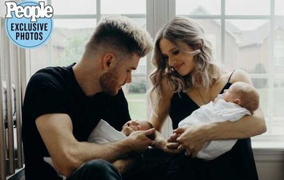 Colton Dixon Recalls How He 'Prayed' When One of His Twin Daughters Was Born 'Without a Pulse'