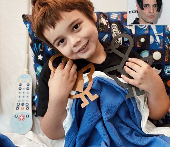 Criss Angel and Family Raise Money for Charity as Son Johnny Continues Treatment: 'So Important'